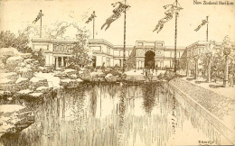 1924 BRITISH EMPIRE EXHIBITION - NEW ZEALAND PAVILION - Exhibitions