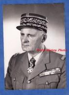 Photo Ancienne - Portrait Du Général André ZELLER Un Des Quatre Généraux Organisateurs Du Putsch D´ Alger En 1961 - - Oorlog, Militair