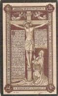 DP. PIETER MORTIER ° LANDEGEM 1851 - + DEINZE 1923 - OUD ONDERWIJZER DER VRIJE KATHOLIEKE SCHOLEN - Religión & Esoterismo