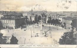 ROMA - ROME - ITALIE -  Piazza Del Popolo Vista Dal Pincio - ENCH2011 - - Non Classés