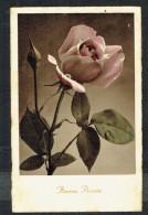 BONNE ANNEE - Rose - Circulé - Circulated - Gelaufen - 1938. - Año Nuevo