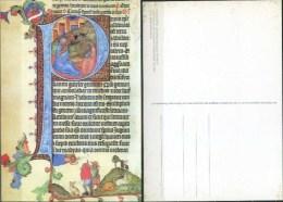 Ak Prag - Nationalmuseum - Buchmalerei - Geburt Christi Und Verkündigung An Die Hirten - Liber Viaticus - Autres