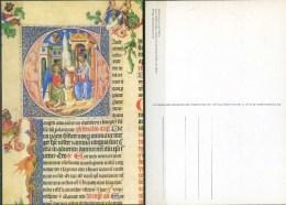 Ak Prag - Nationalmuseum - Buchmalerei - Verkündigung An Maria - Liber Viaticus - Autres