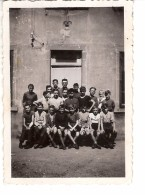 GROUPE C.F.P MOISSONS NOUVELLES 1942 - War, Military