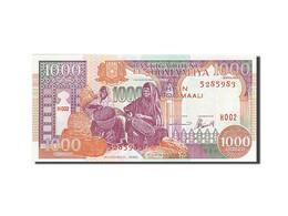Somalie, 1000 Shilin = 1000 Shillings, 1990, KM:37b, 1996, NEUF - Somalia