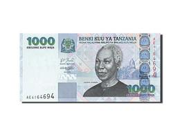 Tanzania, 1000 Shilingi, 2003, KM:36b, Undated (2003), NEUF - Tanzanie