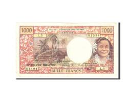 Tahiti, 1000 Francs, 1985, KM:27d, Undated, TB+ - Billets