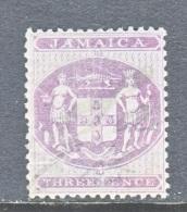 JAMAICA   REVENUE  4  (o)  CUSTOMS - Jamaica (...-1961)