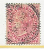 JAMAICA   REVENUE  4  (o) - Jamaica (...-1961)