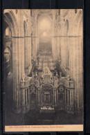 SALAMANCA.CATEDRAL NUEVA.NAVE CENTRAL   NO CIRCULADA. 1910 - Salamanca