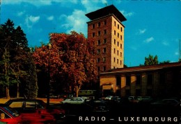 RADIO LUXEMBOURG...CPM - Cartoline