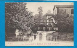 LES ORMES-sur-VOULZIE    La Scierie Et Les Bords De La Voulzie - France