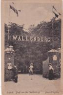 Wallenburg, Crefeld, 2 Scans - Allemagne