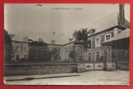 CPA Rue - L'Hospice - Rue