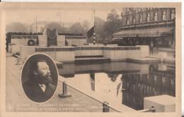 ANVERS    Monument Peter Benoit - Putte