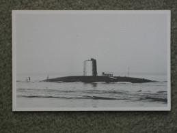 HMS CONQUEROR SUBMARINE IN FALKLANDS - Guerra