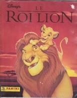 Album Panini Complet Le Roi Lion - French Edition