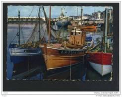 85  SABLES D&acute OLONNE Le PORT Bateaux De Peche 1965 - Sables D'Olonne