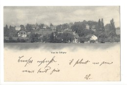14464 - Vue De Céligny - VD Vaud