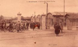 MONTLUCON ENTREE DES USINES DUNLOP - Montlucon