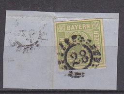 PGL CW340 - BAVIERE Yv N°6  ALT DEUTSCHLAND BAYERN Mi N°5 - Bavière