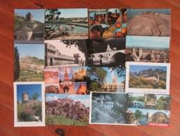 Lot De 15 Cartes Du Vaucluse     Orange, Gordes, Avignon, Mont Ventoux Ect... - Cartoline