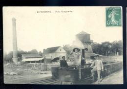 Cpa Du 58 La Machine --  Puits Marguerite   LIOB75 - La Machine