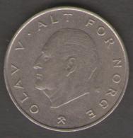 NORVEGIA 1 KRONE 1979 - Norvegia
