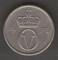 NORVEGIA 10 ORE 1975 - Norvegia