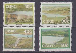 Ciskei 1989 Dams 4v ** Mnh (29647) - Ciskei