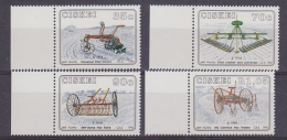 Ciskei 1992 Farm Implements 4v ** Mnh (29648) - Ciskei