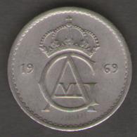 SVEZIA 50 ORE 1969 - Svezia