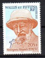 WALLIS-ET-FUTUNA - MONSEIGNEUR ALEXANDRE PONCET - 2003 - - Unused Stamps