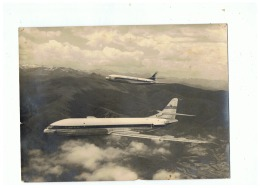 PHOTO  AVION AIR FRANCE   CARAVELLE  F- W H H I - Kommerzielle Luftfahrt