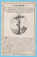 Souvenir Pieux / Doodsprentje / Holy Card - Marie-Josèphe Mathy (1866), à Payenne (Custinne, Belgique) - Devotion Images