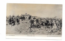 CP - La Bataille De Friedland 1807 - Illustration De Meissonier- Napoleon  (Prusse Orientale) Bonne Qualité - Militaria