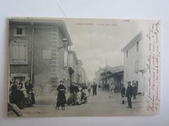 26 Drôme Andancette Avenue De La Gare - Frankreich
