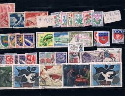 Conjunto De 114 Sellos Diversos Países Y Temas - Colecciones (sin álbumes)