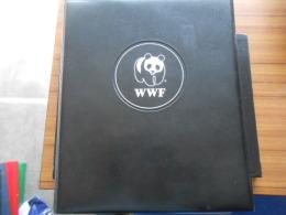 ALBUM WWF Avec Fiches Explicatives, Enveloppes Et Timbres - Stamps