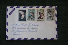 Enveloppe Timbrée De MALAISIE. - Malaysia (1964-...)