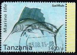 Tanzania 2014, Michel #  O Sailfish - Fishes