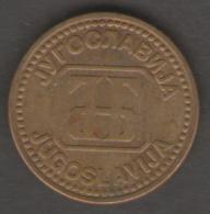 JUGOSLAVIA 5 DINARA 1992 - Jugoslavia