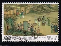 Taiwan, Michel # O - 1945-... República De China