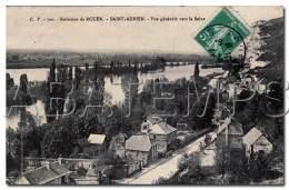 76033 ROUEN UNE VUE GENERALE DE ST ADRIEN ROUEN UNE VUE GENERALE DE ST ADRIEN - Rouen