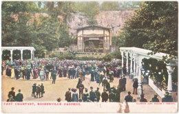 Café Chantant. ROSHERVILLE Gardens - Other