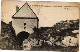 CPA Bourg De Sirod - Porte De Chateau Vilain (212406) - Zonder Classificatie