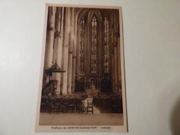 La  Basilique  Intérieur - Saint Nicolas De Port