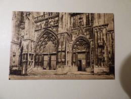 Portail De La Basilique - Saint Nicolas De Port