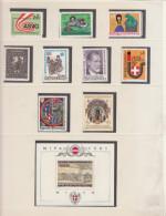 Austria 1981 Annata Completa / Complete Year Set **/MNH VF - Annate Complete