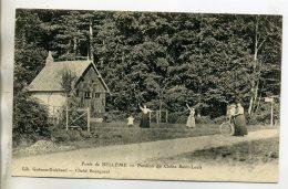 61 BELLEME Foret Jeu De Diabolo  Femme Et Fillette Pavillon Du Chene Saiont Louis  1910 /D09-2016 - Autres Communes